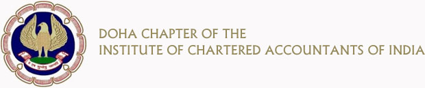 Doha Chapter of the Institute of Chartered Accountants of India